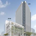 錦二丁目計画(仮称)が伏見・栄エリアに2018年春開業!テナントは?
